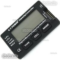 GT Power Digital Battery GUARD Capacity Checker Tester LiPo Accu LiFe NiMH NiCd GT011