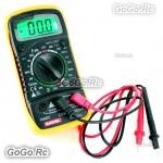 EXCEL Digital Multimeter XL830L Volt Meter Ammeter Ohmmeter Tester MKLG -XL830L