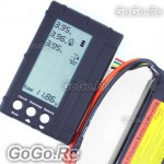 3 in 1 RC Lipo LCD Voltage Meter Tester Balancer
