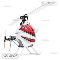 ALZRC - Devil X360 FBL 370mm RC Helicopter Carbon Fiber Frame KIT - 18DX360-K