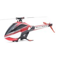 ALZRC - Devil 380 FAST FBL KIT -RC Helicopter Carbon Fiber Frame KIT - Red - 19H380-BS-K