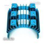 Blue Aluminum Heatsink Top For 540 550 Motor Tamiya HSP Car RC EP (AX016BU)