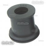 1 Pcs 12mm Rubber Id Neck / Adapter For Mini Oil Air intake BREATHER FILTER