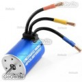 1 Pcs 3650 3900KV Sensorless Brushless Motor For 1/10 RC Car