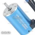 1 Pcs 3660 3800KV Sensorless Brushless Motor For 1/10 RC Car