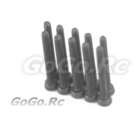Socket Cap Screws M2 X 16mm (CA014-16)