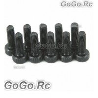 10 x Socket Head Cap Screws M3x9mm (CA016)