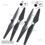 4 pcs Carbon Fiber 9450S CW/CCW 9450 Prop Blade Propeller for RC DJI Phantom 4
