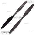 1 Pair of 16x 5.5 Carbon Fiber Propeller Set CW CCW 1655 For T-Motor Drone FPV
