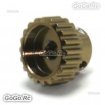 Alloy 7075 Hard Coated Motor Gear 48P 20T for 1/10 RC Car SAKURA D3