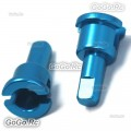 1/18 Metal Differential Cup For WLtoys Upgrade A959 A949 A969 A979 RC Car blue