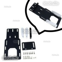 Aluminum Alloy Battery Panel Expansion Mount Holder For Axial SCX10 II 90046 RC