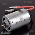 1 Pcs 03011 RS550 Brushed Electric Motor Spare Part For 1/10 RC Car Buggy Truck