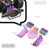 5 Pcs Multicolor Armor Protector Set For RC Differential Fender Traxxas TRX-4