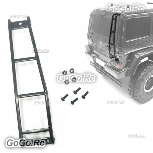 RC Metal Rear Ladder Stairs For Traxxas TRX-4 Mercedes Benz G-500 RC Car Model