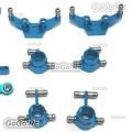 Metal Full Upgrade Set For Wltoys 1/28 P929 P939 K979 K989 K999 K969 RC Car