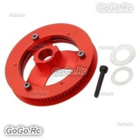 ALZRC - Devil 380 FAST Front Tail Pulley - 72T - D380F32