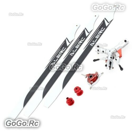 ALZRC Devil 380 420 FAST Three Blade Rotor Helicopter Upgrade TBR Set D380TBR-01