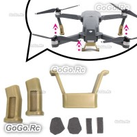 Increased Height Tripod Landing Bracket Extension Tripod Gold For DJI Mavic Pro