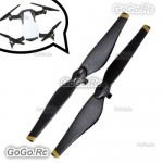1 Pairs 5332 Quick Release Folding Propeller Blades Prop For DJI Mavic Air Gold