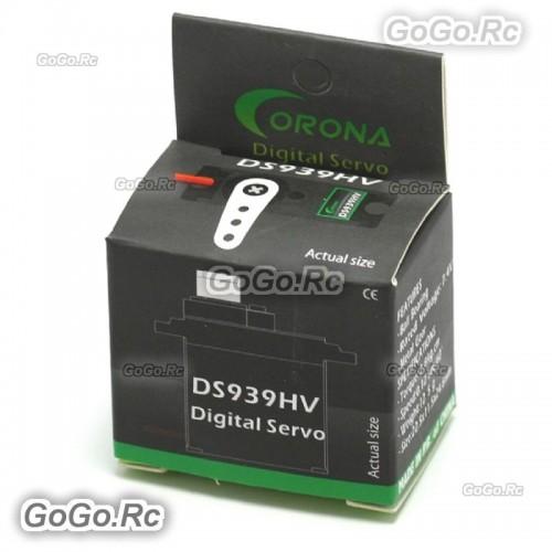 1 Pcs Corona DS-939HV Digital Servo Metal Gear For RC Model Hobby