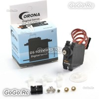 1 Pcs Corona DS939MG Digital Metal Gear Servo 2.5kg / 0.14sec / 12.5g For RC