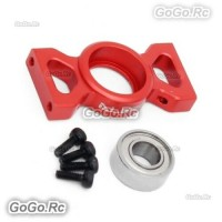 ALZRC Aluminum Main Shaft Third Bearing Mount For Devil X360 Gaui X3 Helicopter