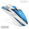 ALZRC Painted Fiberglass Canopy - P-D For Devil X360 Gaui X3 RC Helicopter