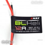 EMAX BLHeli 12A ESC Speed Controller 1A5V BEC for Mini Multicopters Drone EBL12A