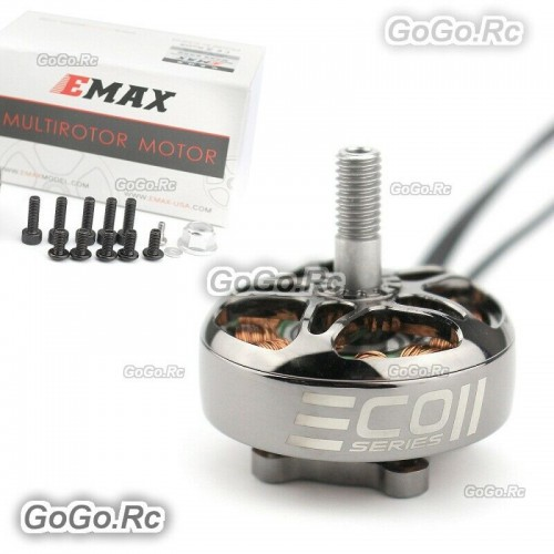 EMAX ECOII-2807 1300KV CW Plus Thread Brushless Motor For FPV RC Racing Drone