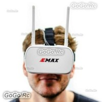 EMAX Transporter FPV Boxed Goggles 5.8G for Racing Drone Diversity Tinyhawk