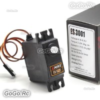 ES3001 Standard Servo High Efficiency EMAX For RC Airplane Helicopter Boat