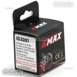 1 Pcs EMAX ES3301 10.6g Mini Plastic Gear Analog Servo for RC Helicopter Plane
