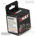 1 Pcs EMAX ES3352 12.4g Mini Metal Gear Digital Servo for RC Helicopter Plane
