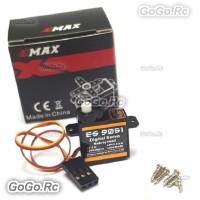 EMAX 4.3g Digital Servo Pastic Gear 0.8kg Torque for 3D F3P Airplanes - ES9051