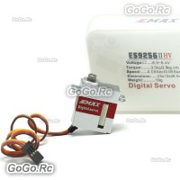 EMAX Model ES9256II HV Metal Servo High-End Swash Servo for 450 Helicopter