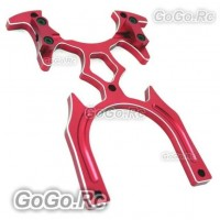 RED Aluminum Transmitter Stand for Φ5mm Remote Handle (F013-RD)