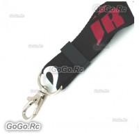 JR PROPO Neck Strap Hand Band for all Transmitter Black (F039BK)