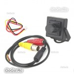 HD 700TVL 1/3 SONY HAD CCD Video FPV Camera For RC Mini 200 250 300 Quadcopter