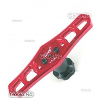 Aluminum Team C Professional Grade Hex Socket Wrench for 17mm Hex Wheel Nut Red