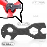 Carbon Multifunctional Release Removal Wrench Tool For M8 M10 M12 Motor Bullet
