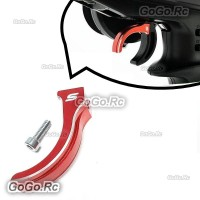 Throttle Trigger RED For Futaba 4PX 4PXR 7PX Transmitter