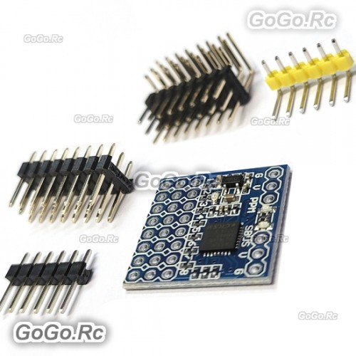 8CH Receiver PWM PPM SBUS 32bit Encoder Signal Conversion Module Converter