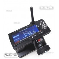 FlySky FS-GT3B 2.4G 3CH LED Transmitter & Receiver Radio Control RC Car Boat Box