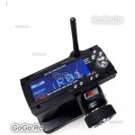 FlySky FS-GT3B 2.4G 3CH LED Transmitter & Receiver Black For Remote RC Car Boat Without  Original Package