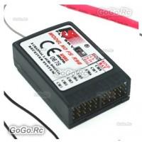 FlySky FS-R9B 2.4G 8CH Receiver RC Digital RX Radio System for FS-TH9X FS-TH9X-B