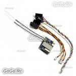 Flysky FS-X6B 2.4G PPM i-BUS 6CH Receiver For FS-I6X FS-i4 FS-i6 FS-i6S Transmit