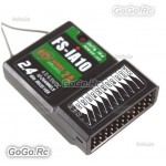 FlySky FS-iA10 2.4Ghz 10 Channels AFHDS 2A Receiver For RC Airplanes