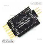 GT Power FPV 3 Channel Video Switcher DV AV to OSD or video transmitter - GT014
