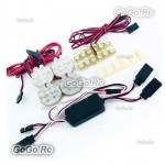 GT POWER RC Model 1/5 and 1/8 Off-road Vehicle Lighting System - GT029